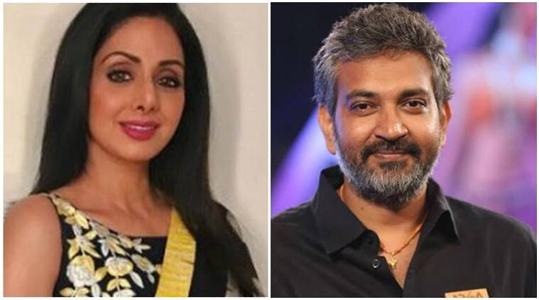 SS Rajamouli regrets talking about Sridevi's salary, says he made a mistake