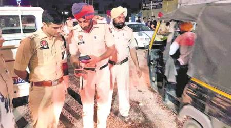 Mohali: SSP carries out checks at drunken driving nakas again