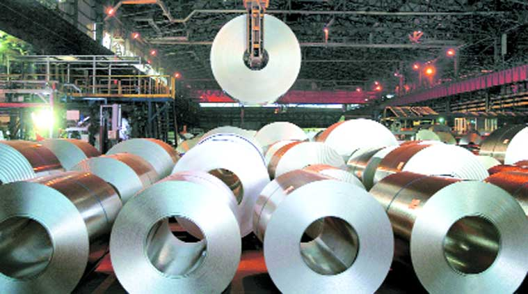 Steel, Sail, business news, indian express news