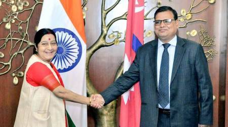 Making efforts to take all stakeholders on board on constitution: Nepal toIndia