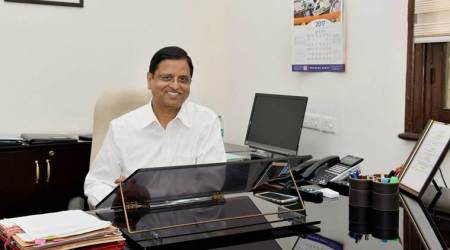 Newly appointed DEA Secretary Subhash Chandra Garg nominated as RBI's director