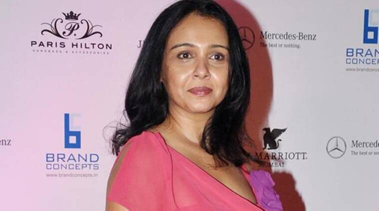 Suchitra Krishnamoorthy faces flak from SP for azaan remark