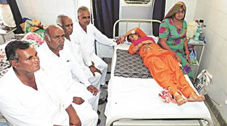 Crime against women: Husband, in-laws beat up woman for carrying girlchild