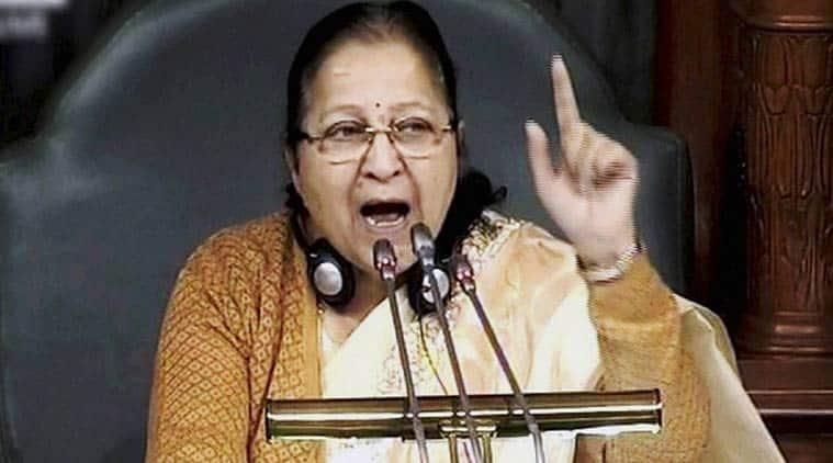 Sumitra mahajan, Lok Sabha speaker, Independence Day
