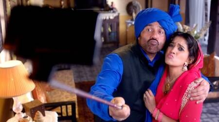 Poster Boys trailer: Sunny Deol's dhai kilo ka haath is back but to take you on a laughter ride. Watch video