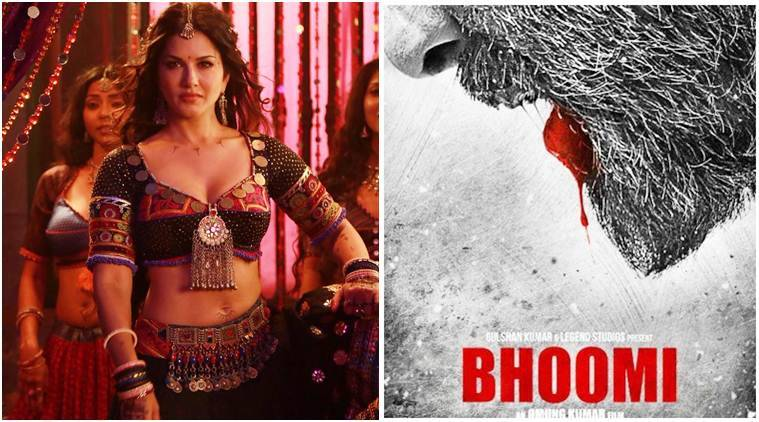 Bhoomi teaser poster out: Sanjay Dutt impresses with his blood drenched look