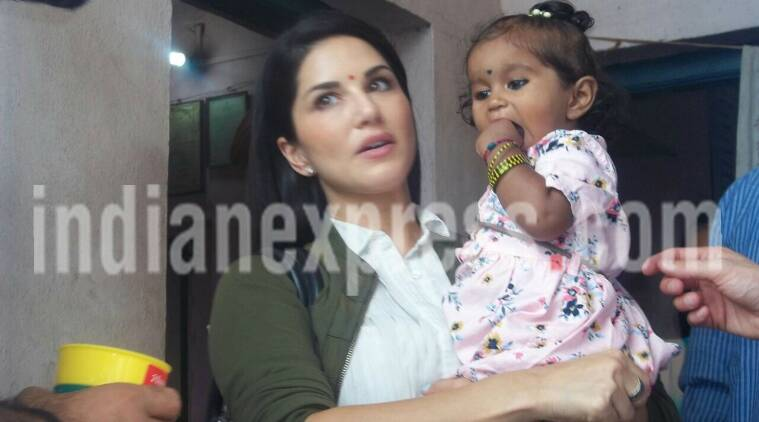 Sunny Leone and Daniel Weber adopt baby girl, see first photos of Nisha Kaur Weber
