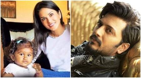 Riteish Deshmukh, Esha Gupta and other B-town stars wish Sunny Leone on adopting baby girl Nisha Kaur Weber