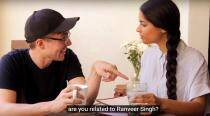WATCH: Superwoman Lilly Singh talks about the clichéd things 'white people' say to her
