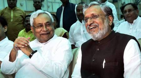 Uproar in Bihar Houses over NGO scam; Opposition wants CM Nitish Kumar, Deputy CM Sushil Modi to resign