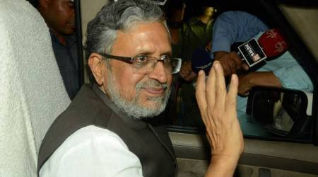 Sushil Modi fires fresh salvo against Lalu Prasad, his family