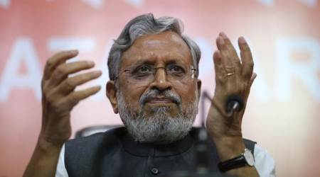 Nitish is wasting time meeting Rahul Gandhi: Sushil Modi