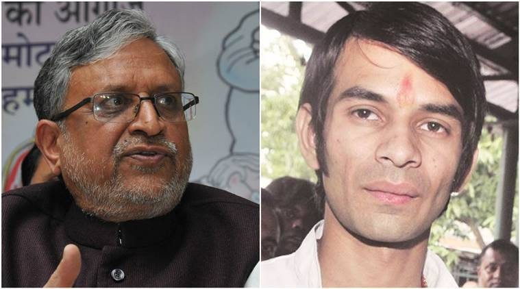 Lalu is Bihar's Robert Vadra; Says Sushil Kumar Modi