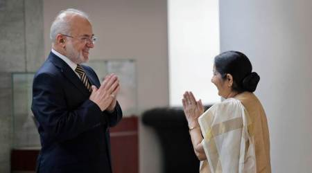 Iraq Foreign Minister Ibrahim al-Jaafari arrives in India: Here's his schedule