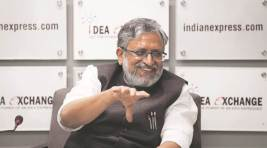 Sushil Kumar Modi: His Take On Nitish Kumar Supporting Demonetisation