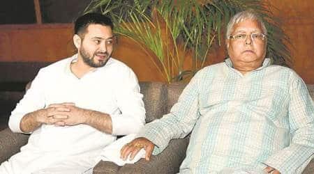 Bihar alliance tussle: 'Tejashwi should have met Nitish,explained'