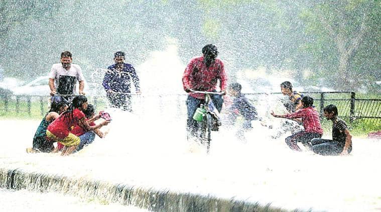 Crop damage feared as heavy rain lashes Punjab, Haryana; Himachal schools shut