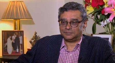 Swapan Dasgupta raises concern in Rajya Sabha over Rohingyas in Jammu,Ladakh