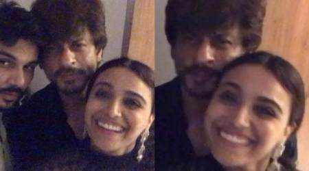 Swara Bhasker tells us how to have a perfect fangirl moment with Shah Rukh Khan, watch video