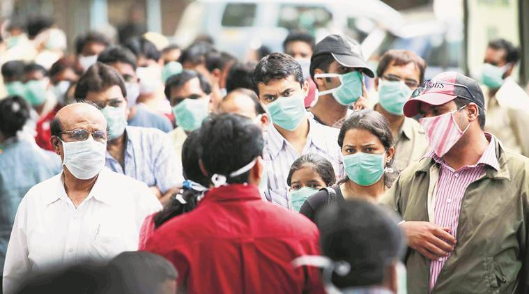 swine flu news, india news, indian express news, latest news