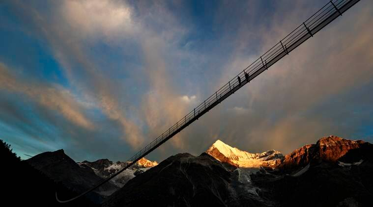 Switzerland, Switzerland longest bridge, Switzerland hanging bridge, world longest bridge, Europaweg trail, Europabruecke, world highest bridge, lifestyle news, travel news