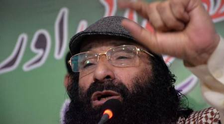 Syed Salahuddin, Hizb-ul-Mujahideen, enforcement directorate, money laundering case, terror outfit, fuinding terrorist activities, indian express