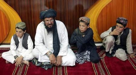 Afghan children being smuggled to Pakistani madrassas to educate in ways ofTaliban