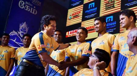 Looking to support sports in general as Tamil Thalaivas owner, says SachinTendulkar