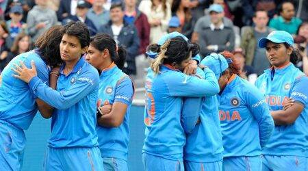 Mithali's team stole not only hearts but eyeballs as well