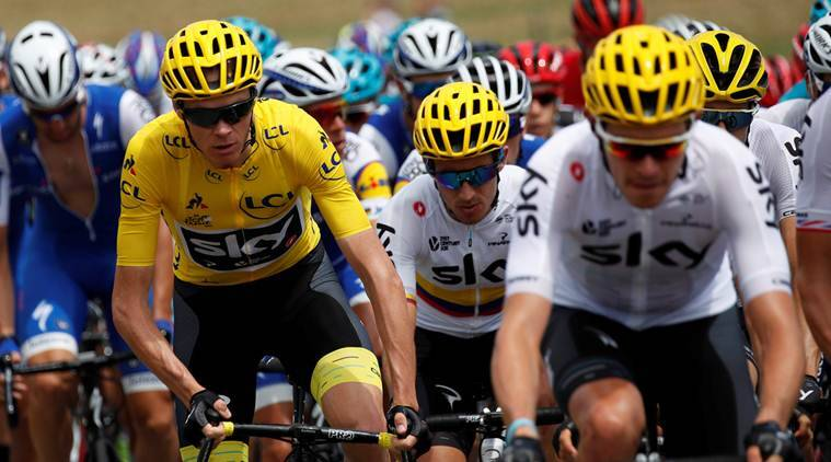 Greg LeMond, team sky, tour de france, Richie Porte, BMC Racing team, sports news, indian express
