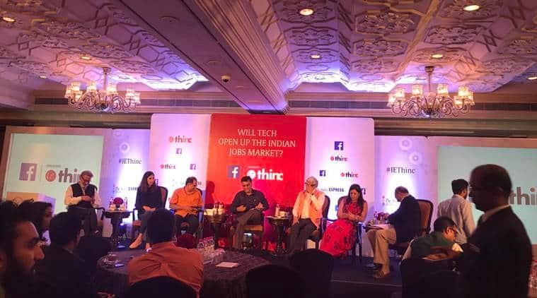 Technology job creation, tech job creation, ieThinc, Indian express ieThinc, Technology jobs, tech news, Amazon, iSprit, Technology news