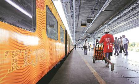 Seawoods-Uran railway line likely to be operational by December