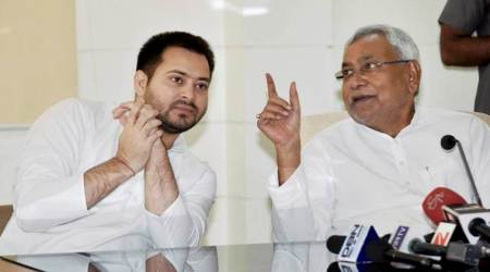 All eyes on CM move as Tejashwi meets Nitish Kumar