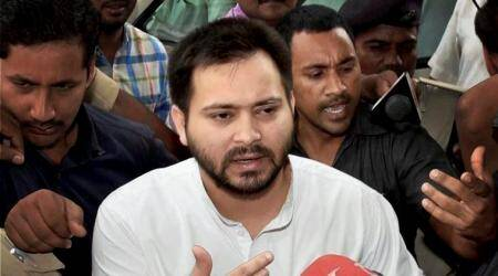 Tejashwi Yadav appears before ED in hotels-for-land money laundering case
