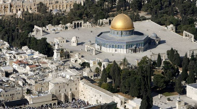 Jerusalem, Temple Mount, Jersalem shooting, Noble Sanctuary, Jerusalem mosque shooting