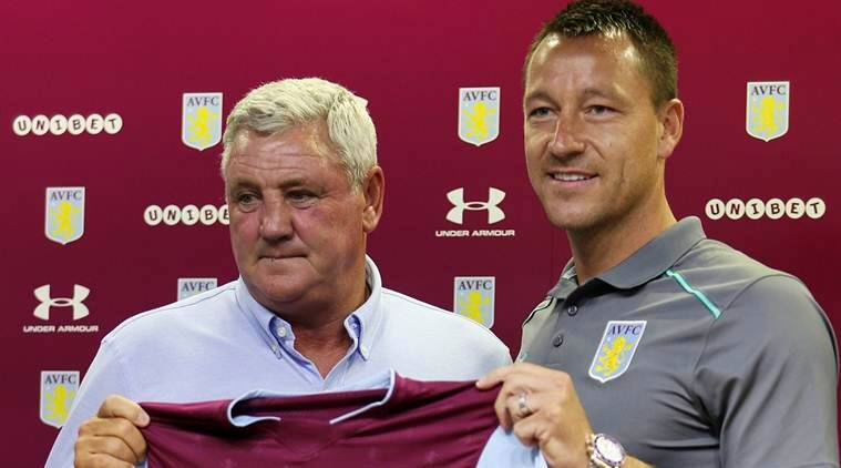 English Premier League, Chelsea, John Terry, Aston Villa, sports news