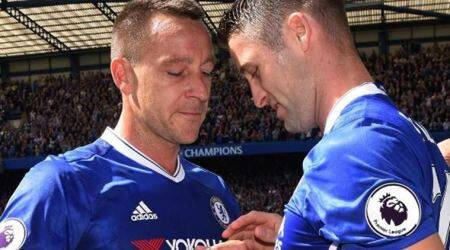No better man to lead our club: John Terry on new Chelsea captain GaryCahill