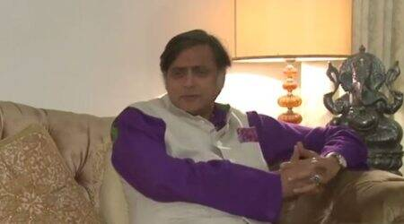 Here's why Shashi Tharoor would want to be stuck on an island with PM Modi