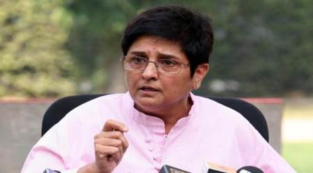 Pondy Youth Congress urges Centre to recall Kiran Bedi