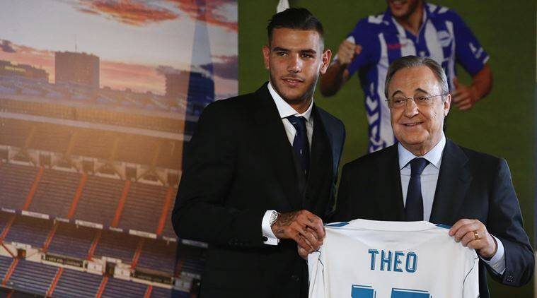 Theo Hernandez, hernandez, real madrid, atletico madrid, theo hernandez real madrid, transfer news, football, sports news
