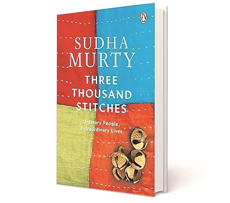 three thousand stitches, sudha murty book, infosys, infosys founder wife book, indian authors, indian express