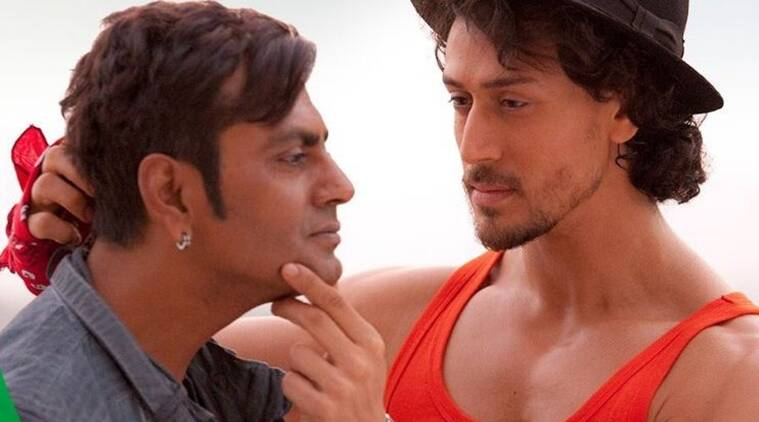 Munna Michael: Watch Tiger Shroff teach Nawazuddin Siddiqui dance steps in Swag
