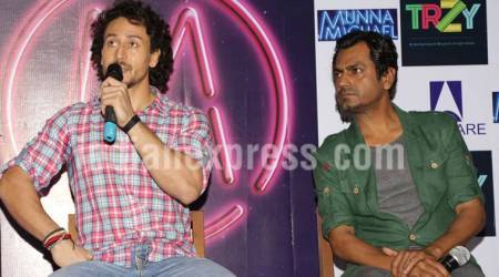 Munna Michael actor Tiger Shroff: Watching Nawazuddin Siddiqui dance was fun