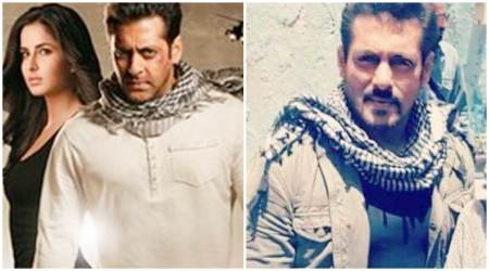 Tiger Zinda Hai: Salman Khan is busy shooting in Morocco, and his Ek Tha Tiger scarf too is a part of this sequel. See photos, video