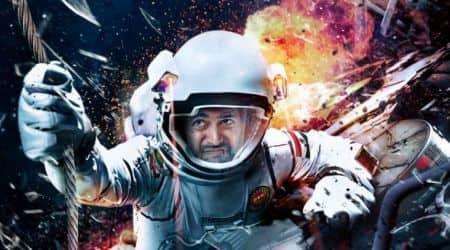 Tik Tik Tik first look: Jayam Ravi starrer is India's 'first space film', seephoto