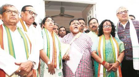 Rajya Sabha polls: 5 TMC leaders file nomination papers