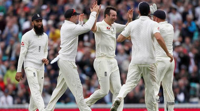 England stretch lead to 252 on rain-hit day