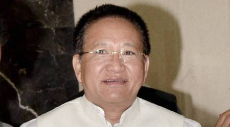 Naga political issue, Naga Peace accord, TR Zeliang, Nagaland CM, Zeliang misquoted, Nagaland signing of Framework Agreement, Nagaland politics, Nagaland news, India news, Indian Express news