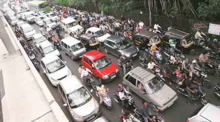 In 20 years, population of Pimpri-Chinchwad, Pune increased by 90%, traffic by700%