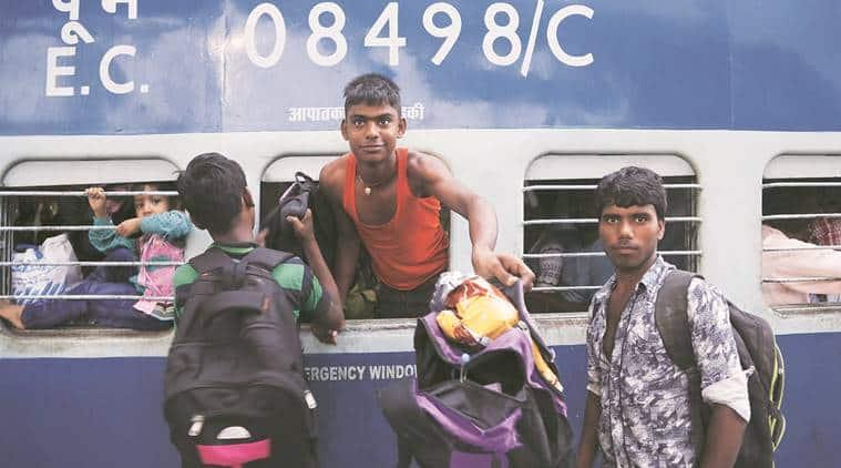 indian railways, india trains, trains india, india train crowd, india news